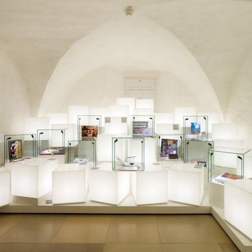 Museum Ravensburger_Erdgeschoss_Schatzkammer