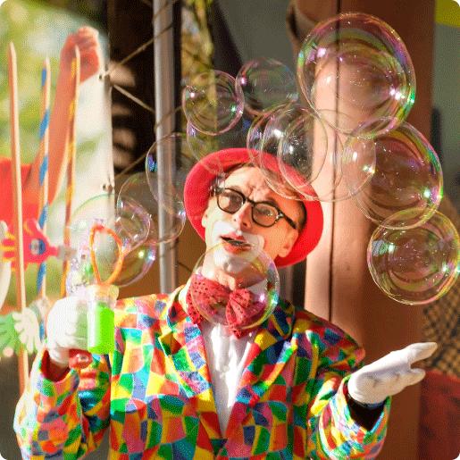 Maskottchen_Bild_Clown Miko