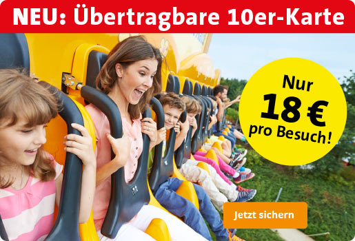10er- Ticket Spieleland