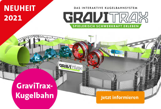 GraviTrax-Kugelbahn