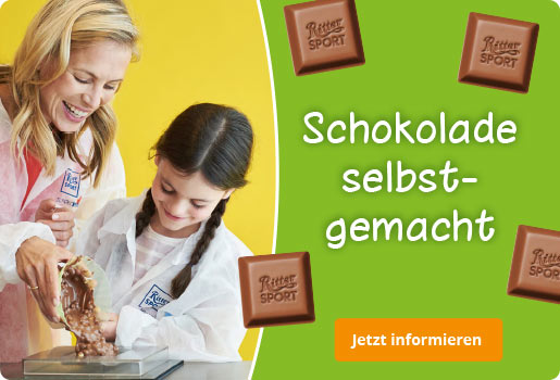 Ritter Sport SchokoWerkstatt